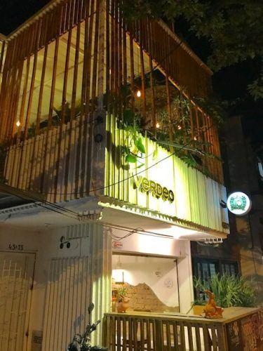 verdeo medellin restaurants