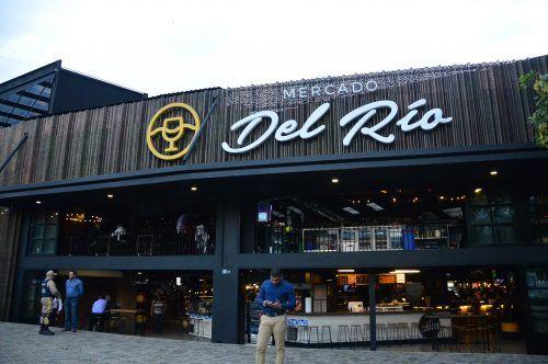 Mercado Del Rio Medellin
