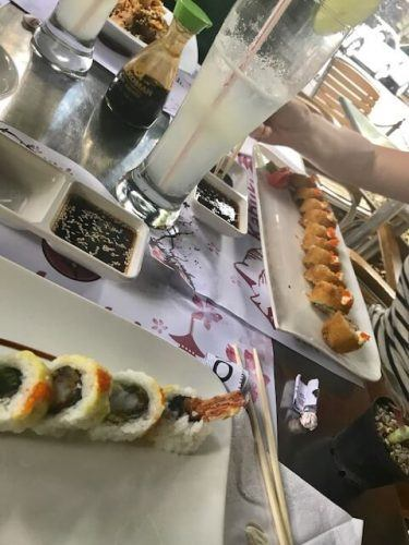restaurants in medellin Kabuki