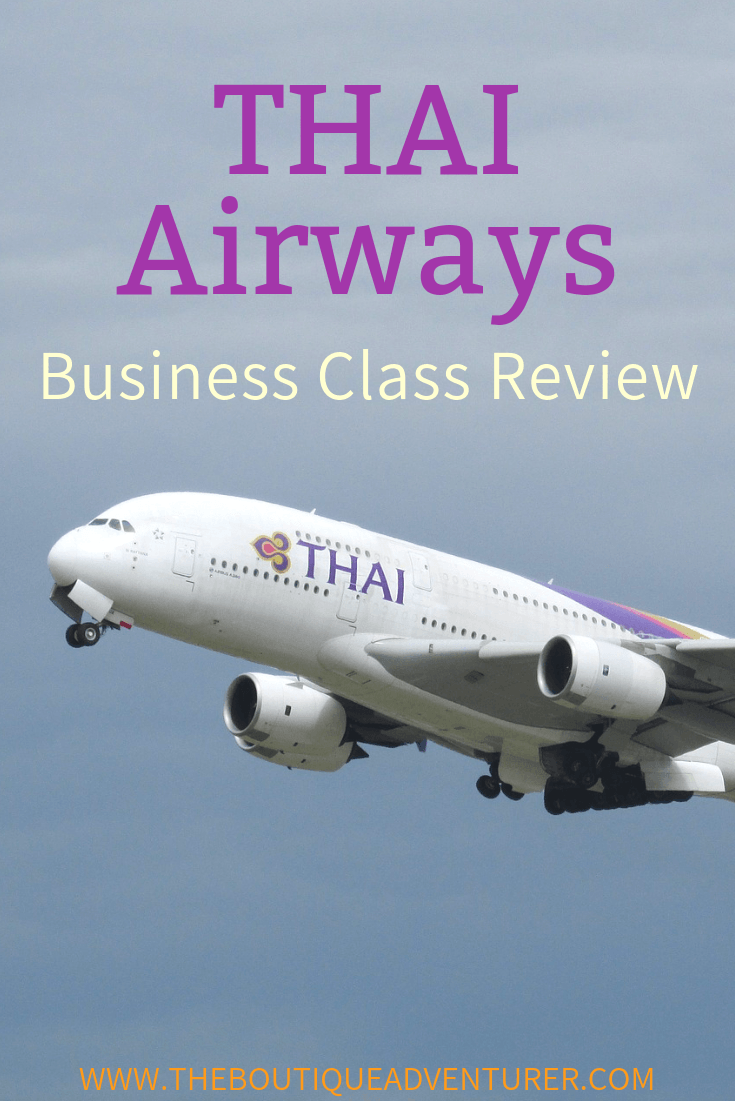 Flying business class is the top travel luxury that I like to offer myself. This was my first time trying Thai Airways Business Class so I was quite excited – I had high expectations of terrific Asian service. I was not disappointed. As you would expect the service levels were very high. However, this was not the same at some of the lounges…. Read more to discover the full Thai Airways Business Class Review. #luxurytravel #thailand
