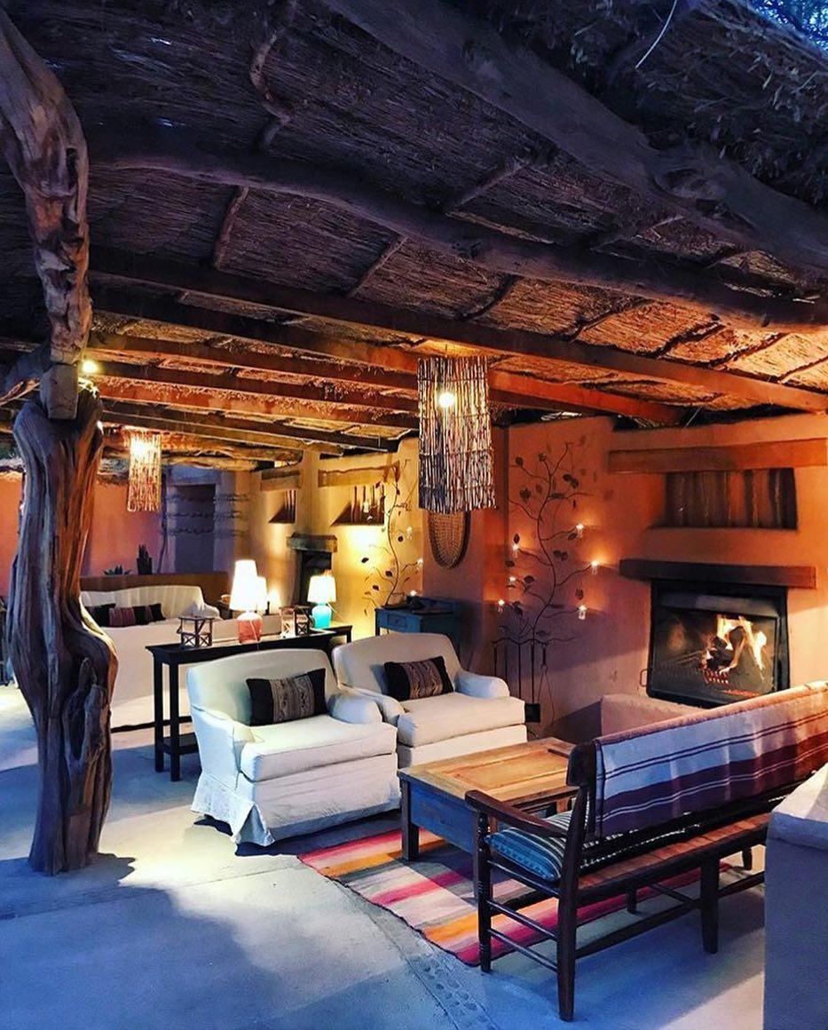 Awasi Atacama Lounge Room