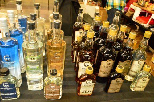 alcohol at halifax farmers market