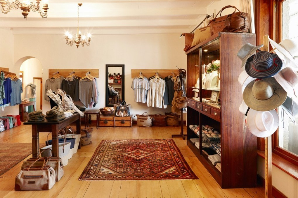 the kwandwe gift shop - perfect place to fill your packing list for safari