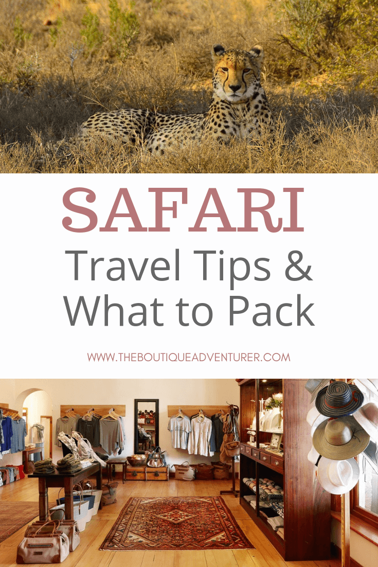 Finding the right Safari Suitcase can be daunting - plus filling it with safari shoes, shirts, hats etc - here is my complete guide developed with JP Maree from Kwandwe Private Game Reserve