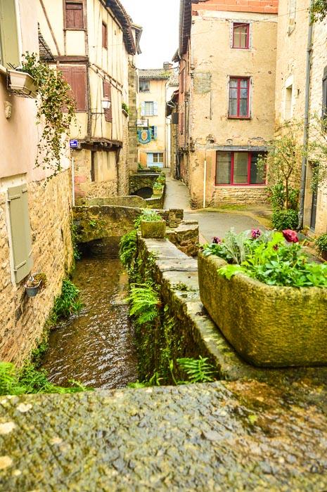 saint antonin noble val canal