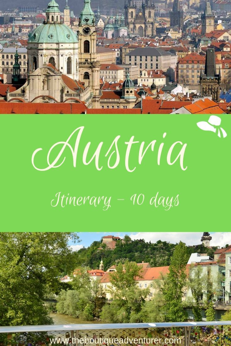 Planning a trip to Austria? My Austria Itinerary will give you all you need to know - including all about Hidden Gem Graz! #austria #austriaitinerary