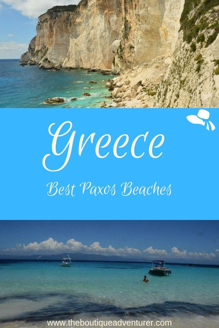 Holidays are too precious to spend even one day on a sub-standard beach! So this post gets straight to the point with the 3 Best Paxos Beaches #greece #greekislands #paxos