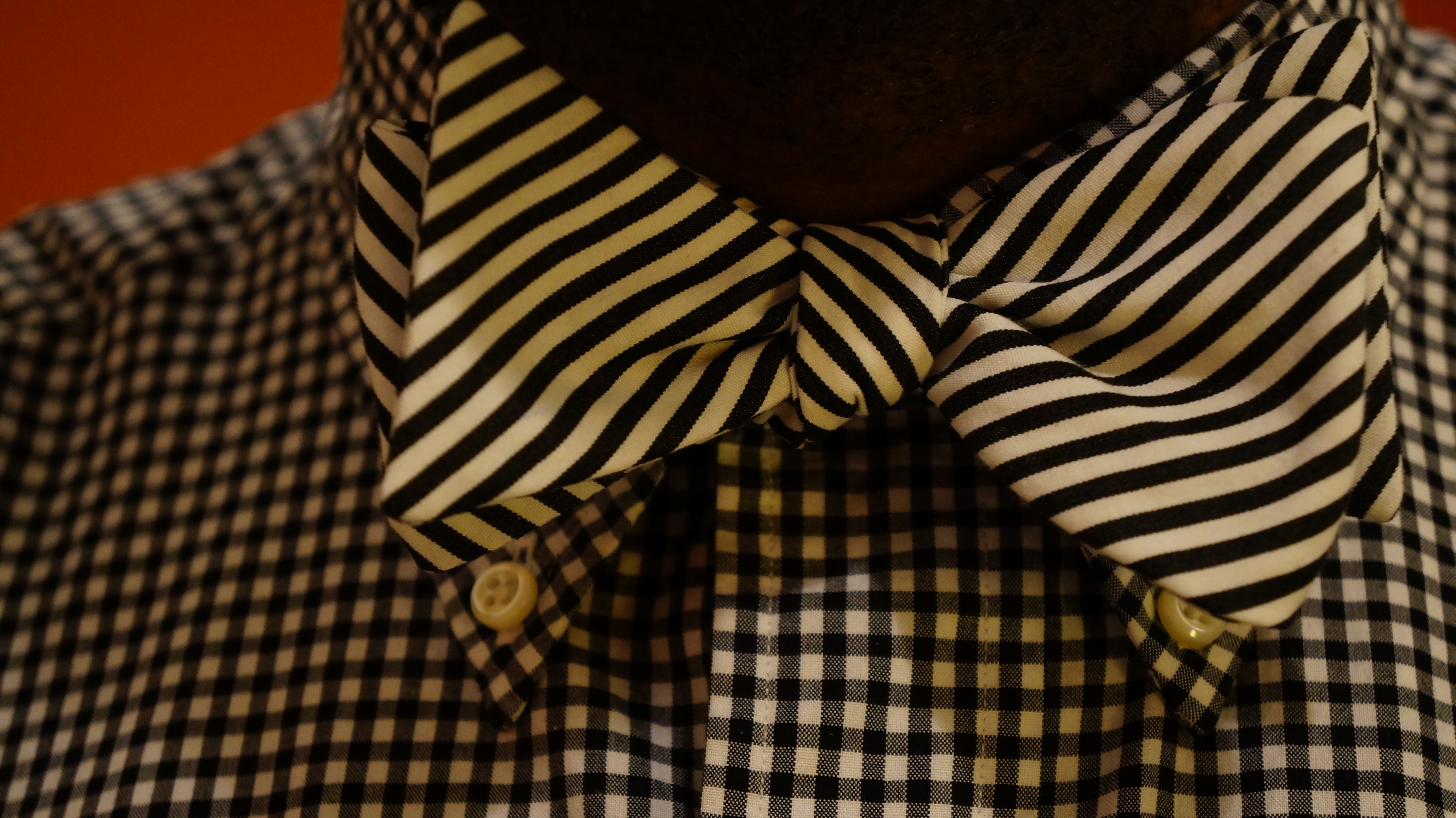 The Bow Tie Flow Meets Ted Rubin
