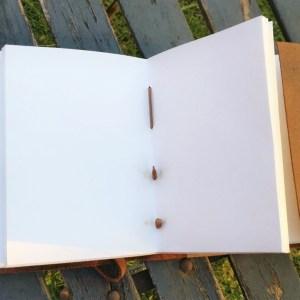 lederen notitieboek N003 3