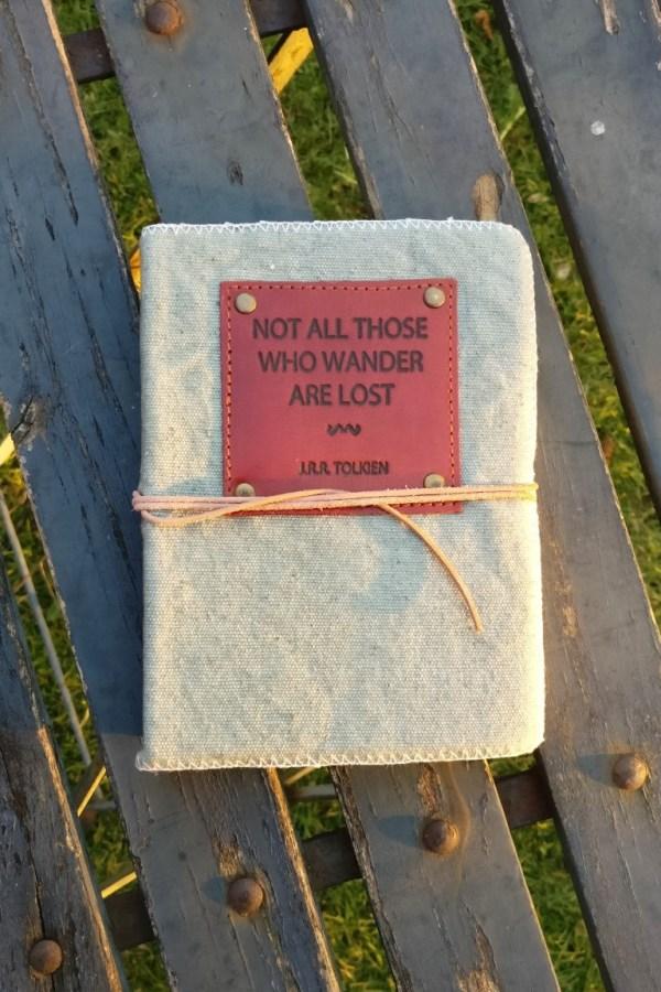 notitieboek tolkien N009 1