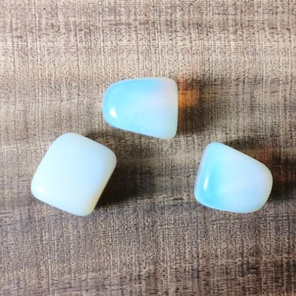 opalite tumblestone knuffelsteen