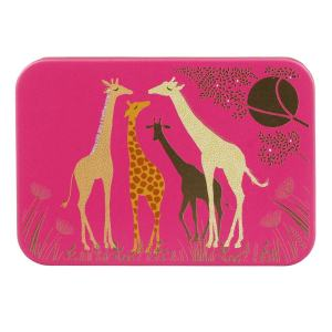 Sara Miller giraffen blikken doos