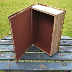 Opbergboek boekendoos Hartenaas large achterkant