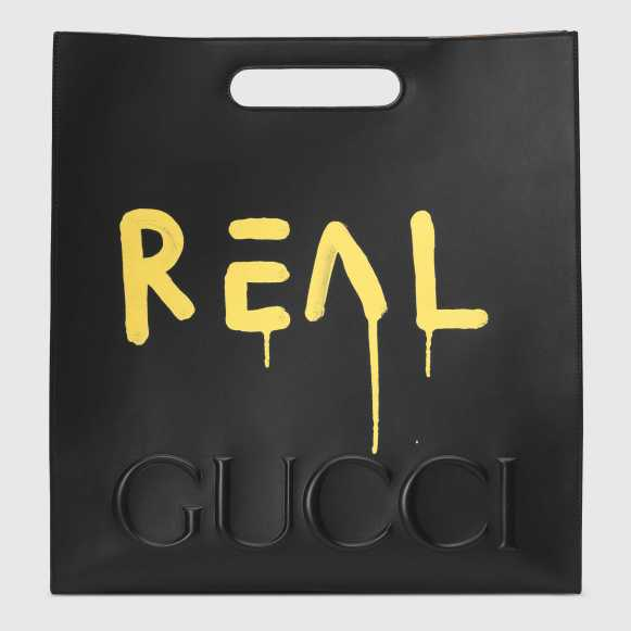 Gucci Ghost Tote Large (1)