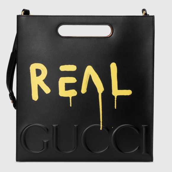 Gucci Ghost Tote Regular (1)