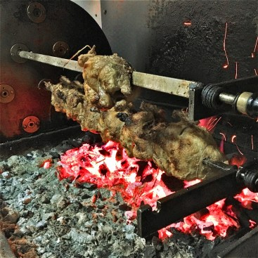 'Frango Assado' - Spit Roast Chicken