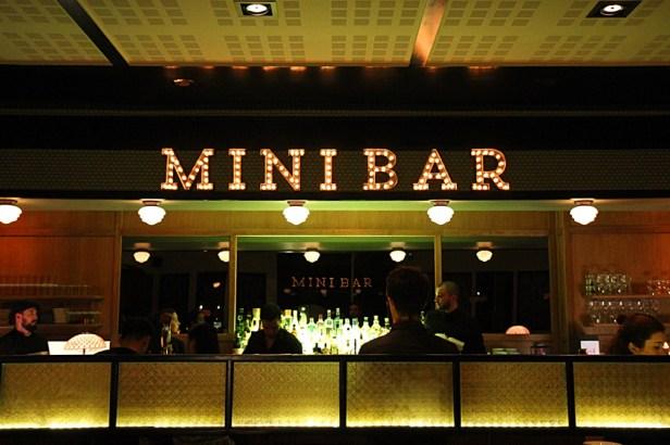 Mini Bar by Jose Avillez