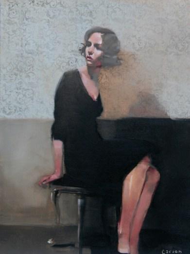 Inky woman