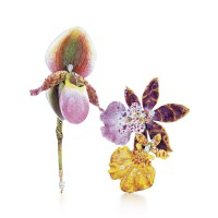 FAB IS IN BLOOM: EXCLUSIVE LOOK AT NEW TIFFANY BROOCHES