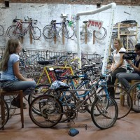 STAR ON WHEELS: SUMMER'S LOCAL MEDIA DARLING, SECOND LIFE BIKES