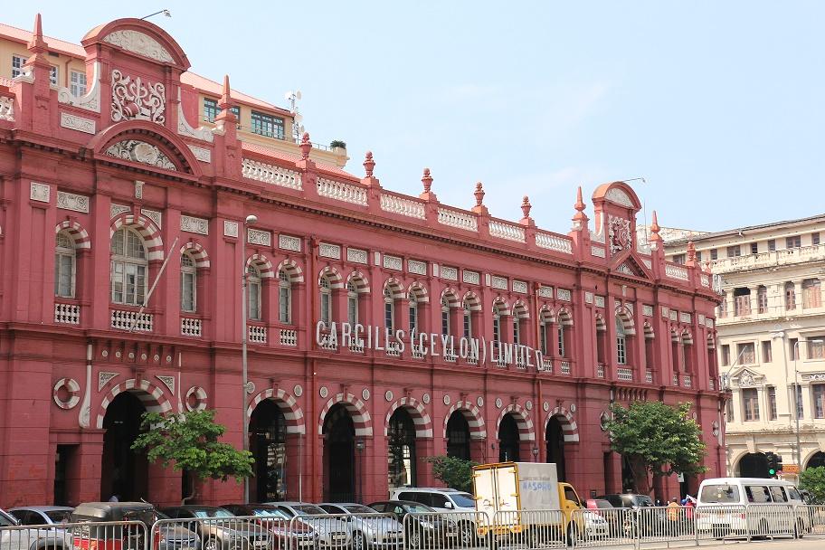 Unterwegs in Sri Lanka's Hauptstadt Colombo