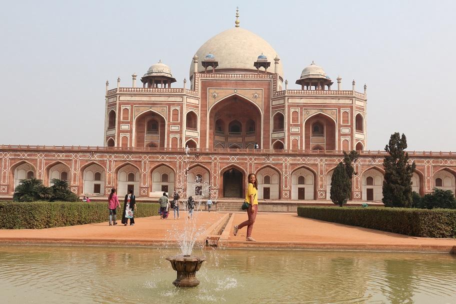 Delhi_HumayunTomb_1