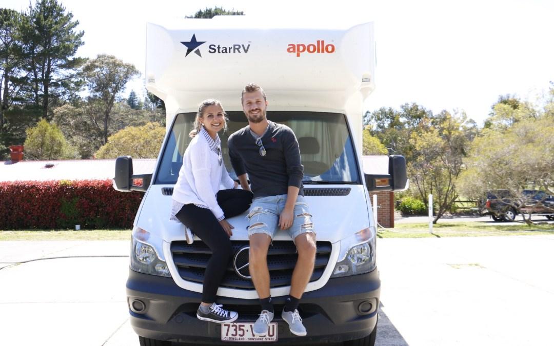 Camper mieten in Australien – Unsere Erfahrung mit Apollo und StarRV