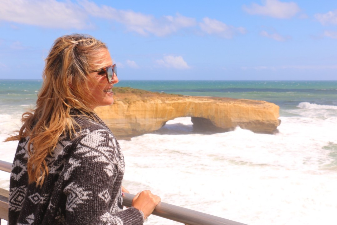 Great Ocean Road | London Arch | thebraidedgirl