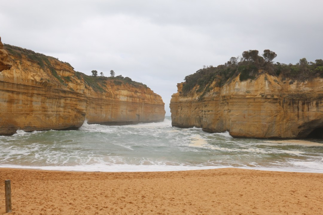 Great Ocean Road | Loch Ard Gorge | thebraidedgirl