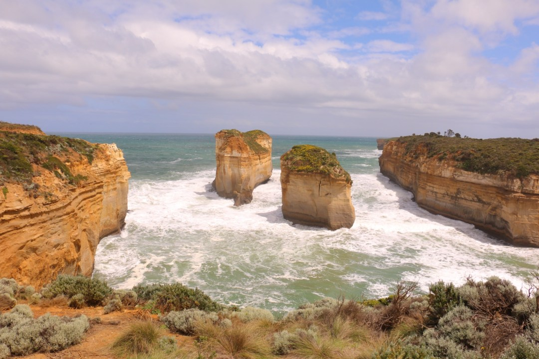 Great Ocean Road | The Island of Archway | thebraidedgirl