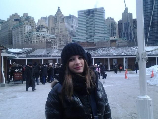 New York, un pezzo di cuore!
