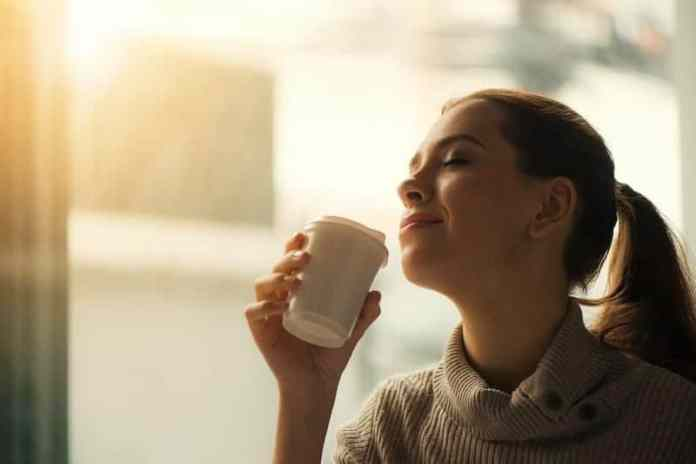 benefits of a cup of coffee