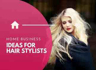 home business ideas for hair stylist