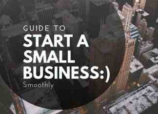 steps to start a small business