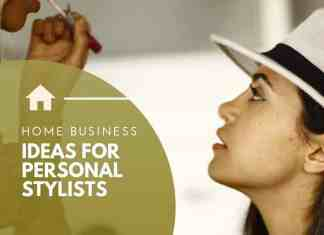 home business ideas for personal stylists
