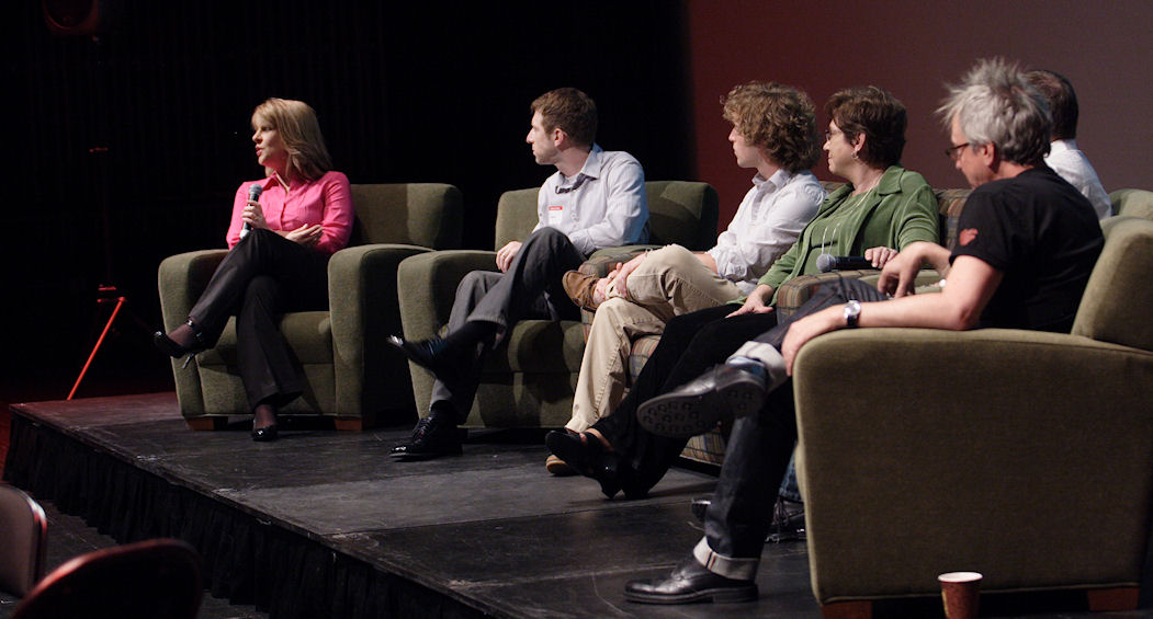 The FIRE Sessions panel