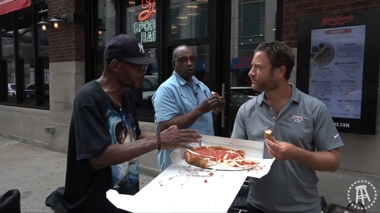 Im From Chicago And I Completely Agree With The Barstool Sports Chicago Pizza Reviews