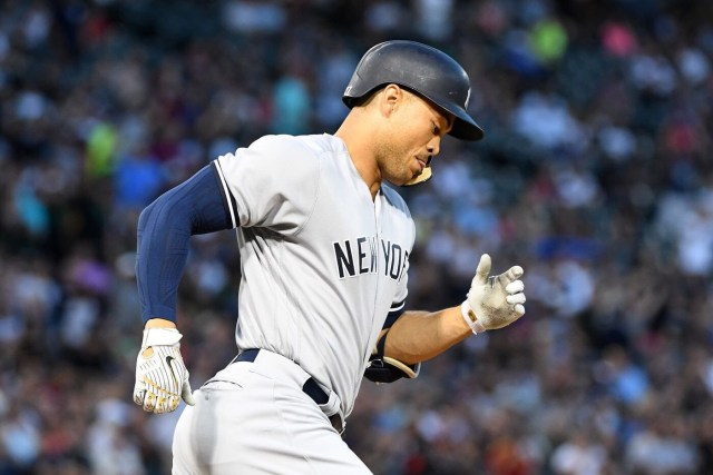 Yanks Full of First's (Except 1st Place)