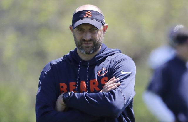 People Need to Stop FREAKING OUT About Matt Nagy's Decision to Rest Bears Starters in the PRESEASON