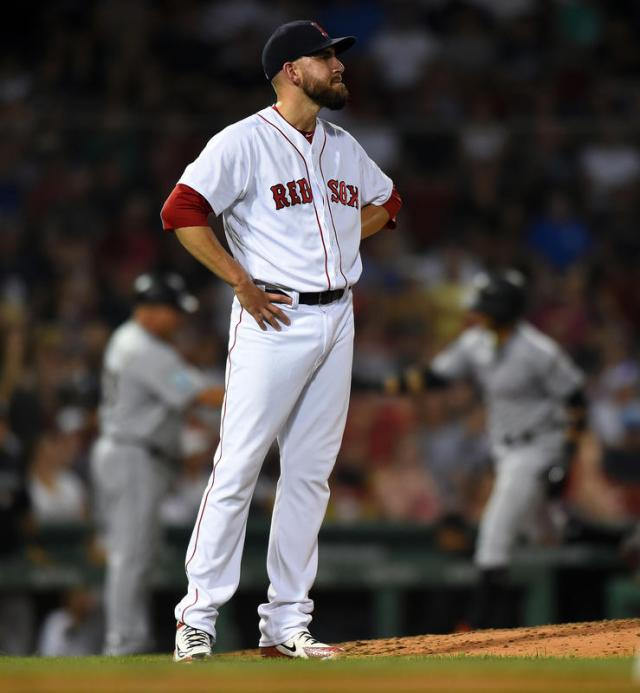 My Job is on the Line and I Can't Help But Blame the Red Sox Bullpen