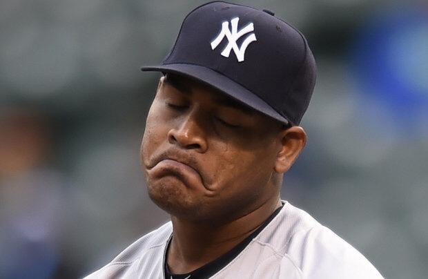 Yankees Panic Button… Pushed