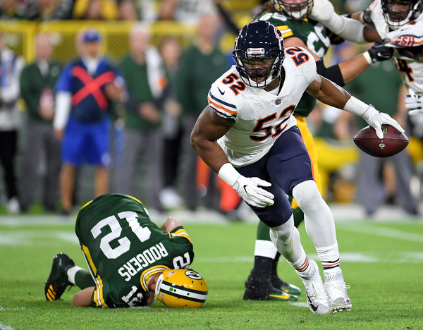 Mack and Cheese: My Thoughts After the Bears Loss to the Packers