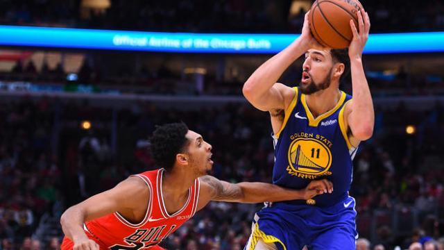 Bulls Score 2nd Most Points In The NBA Last Night, Still Embarrassed.
