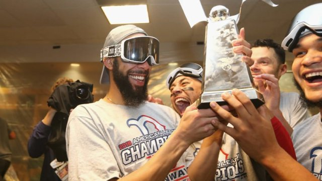 David Price Helps Send the Red Sox to the World Series With an All-Time Performance