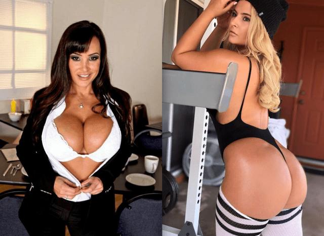 The Great Debate: Ass Vs Boobs