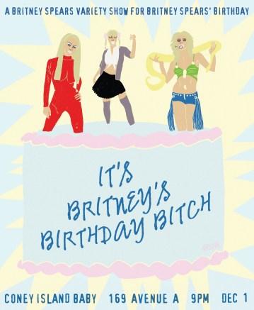 Britney Bday