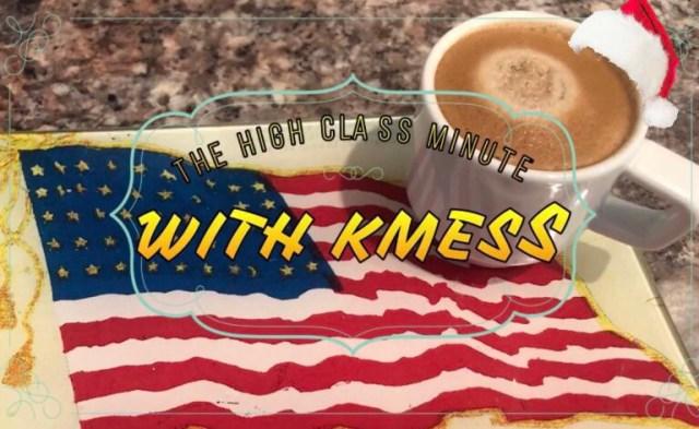 "The High Class Minute with Kmess:  ""High Class Christmas Season Etiquette"""