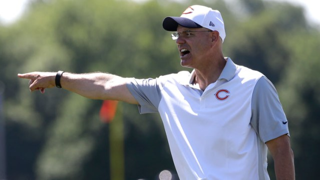 Ryan Pace's Shoes: No Disrespect to Chuck Pagano, But Give Me Ed Donatell as the Bears Next DC