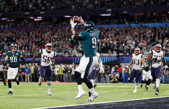 Nick Foles Documentary Taking You Into Your Weekend GO BIRDS