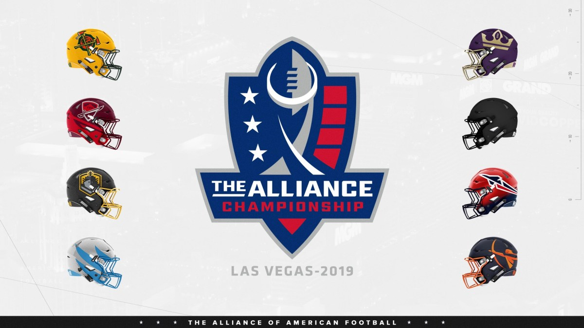 Football Friday:  AAF Weekend